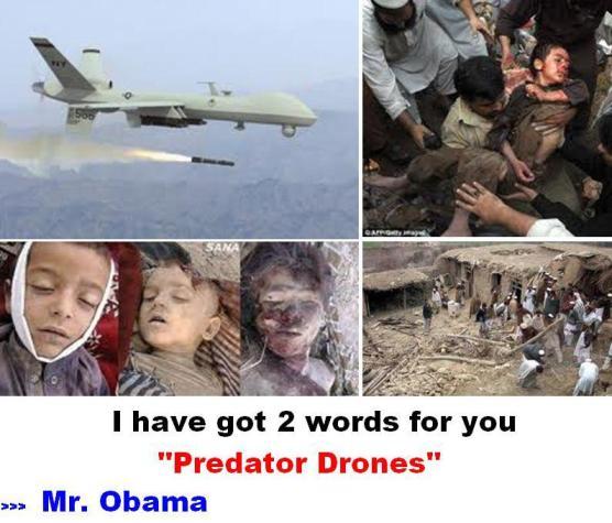 drones preditor drones obama